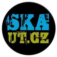 Placka 25 Skaut.cz černá