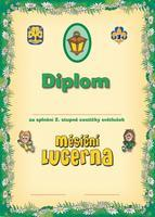Diplom - Cestička Světlušek 2