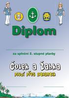Diplom - Plavby 2