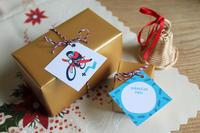 Vánoční visačky sada 12 ks