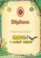 Diplom - Stezka Vlčat 3