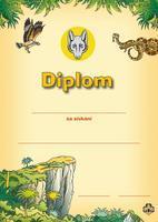 Diplom - Vlčata univerzální