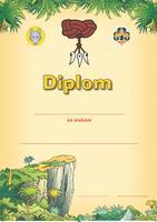Diplom - Vlčata zkoušky