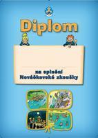 Diplom - Nováček vodní