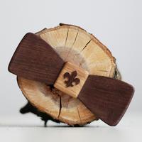 Motýlek skautský dřevěný