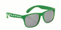 Brýle sluneční zelené UV400