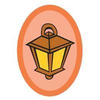 Nášivka sluneční lucerna - 3. stupeň