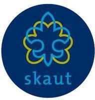 Placka 25 Logo modrá