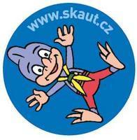Placka 25 Saurik 1 modrá