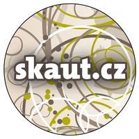 Placka 32 Skaut.cz šedá