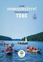 Náborový plakát A3 Vodácký