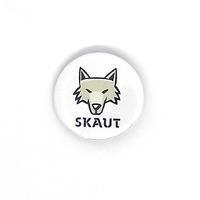 Placka 32 Skaut vlk