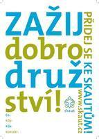 Náborový plakát A3 Text
