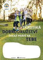 Náborový plakát A3 Lano