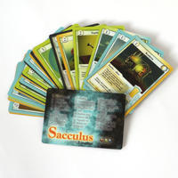 Sacculus 3. rozšíření
