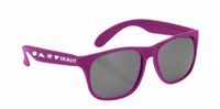 Brýle sluneční fialové UV400 dětské