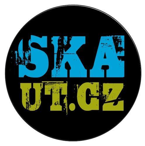Placka 25 Skaut.cz černá - 1