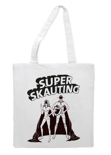 Bavlněná taška - Superskauting - 1