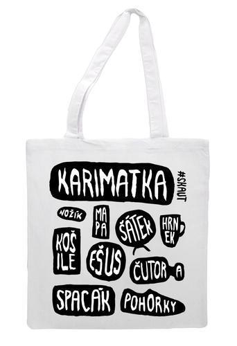Bavlněná taška - Vybavení
