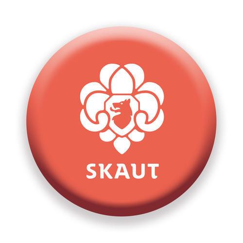 Placka 44 Logo červená - 1