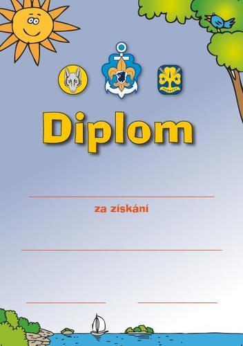 Diplom - Plavby Univerzální - 1
