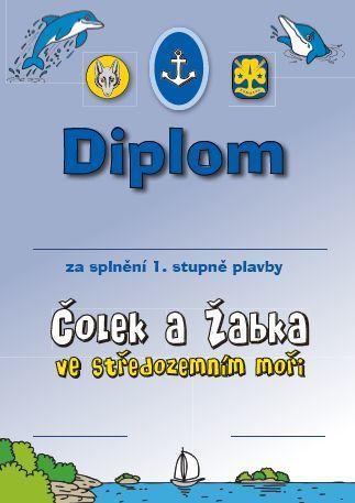 Diplom - Plavby 1 - 1