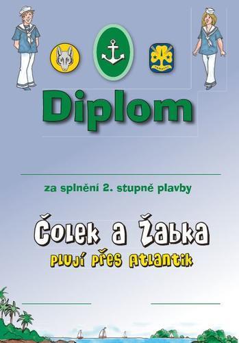 Diplom - Plavby 2 - 1