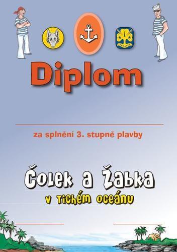 Diplom - Plavby 3 - 1