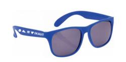 Brýle sluneční modré UV400 - 1