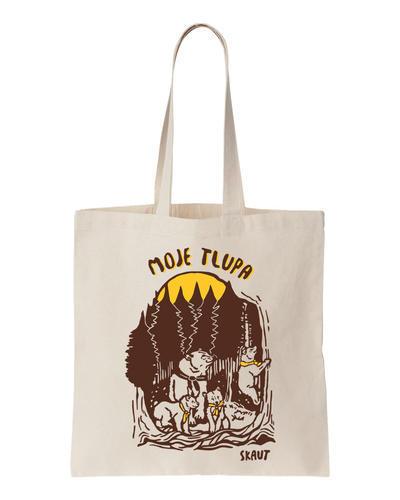 Bavlněná taška - Moje tlupa - 1