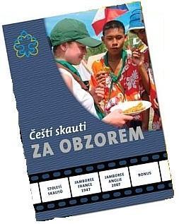 DVD Čeští skauti za obzorem - 1