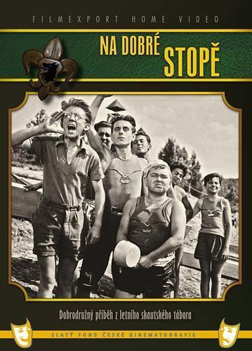 DVD Na dobré stopě - 1