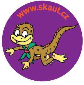 Placka 32 Saurik 2 fialová - 1