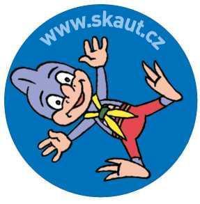 Placka 32 Saurik 1 modrá - 1