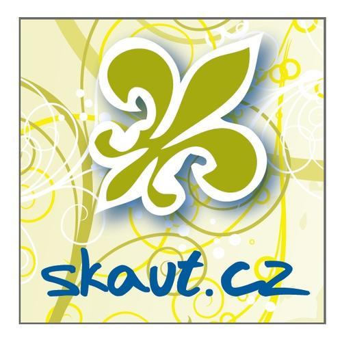 Placka 37 Skaut.cz zelená - 1