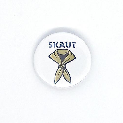 Placka 32 Skaut šátek - 1