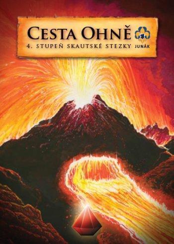 Cesta Ohně (bez nášivky) - bez fantasy - 1