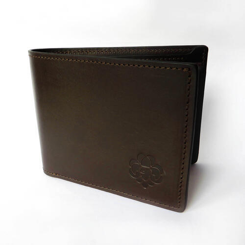 Peněženka Klasik hnědá - 1