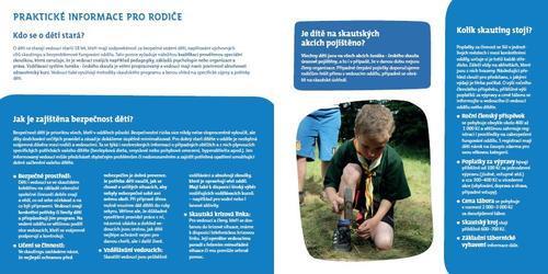 Brožura pro rodiče nováčků - 2