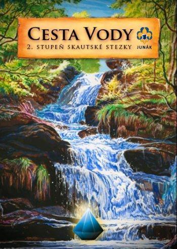 Cesta Vody (bez nášivky) - bez fantasy - 2