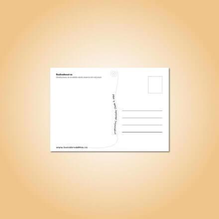 Táborové pohlednice - Sada pro kluky - 2