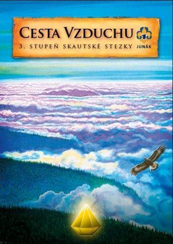 Cesta Vzduchu (s nášivkou) - bez fantasy - 2