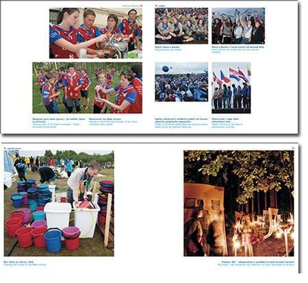 Fotokniha z Jamboree 2011 - Jambo book - 2