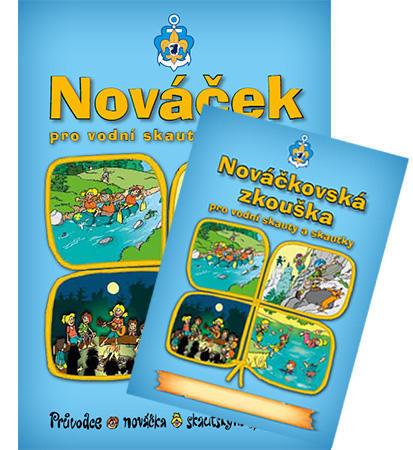 Nováček (modrý - vodácký) - 2