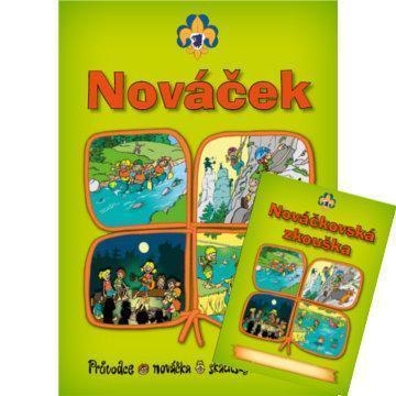 Nováček (zelený) - 2
