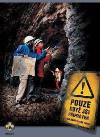 Plakát - jeskyně - 2