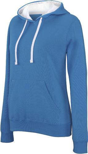 Mikina SKAUT dámská světle modrá XL, dámská sv. modrá XL - 2