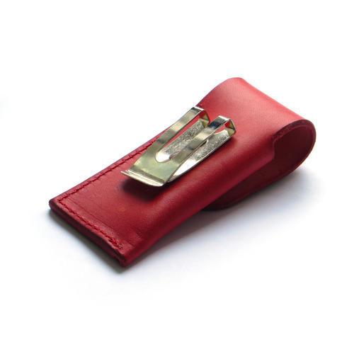 Pouzdro na nůž červené - 2
