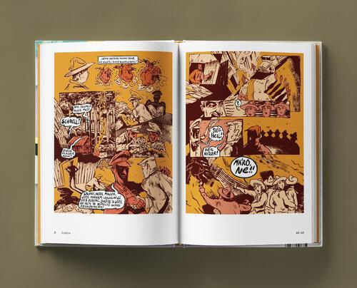 Odvaha je volba - skautský komiks - 3