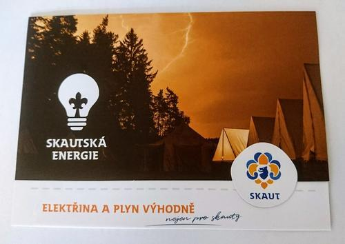 Leták Skautská energie - levnější plyn a elektřina - 3